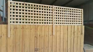 Treated Pine Lattice Fencing Provans Timber Amp Hardware